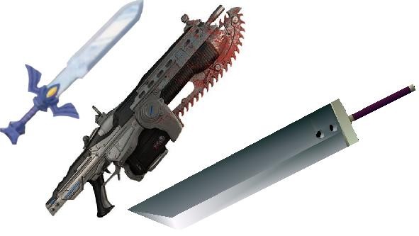 iconic weapons