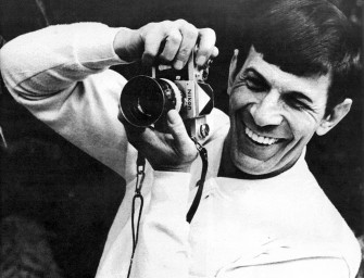 Star Trek's Leonard Nimoy Dies At 83