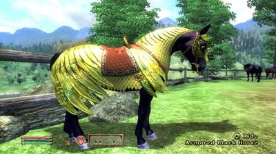 Oblivion—Horse_Armor