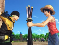 New Screenshots of One Piece: Pirate Warriors 3