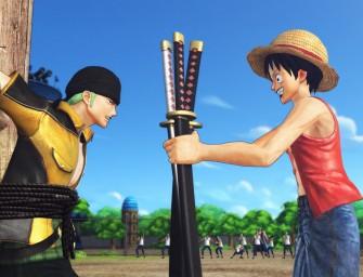 New Screenshots of One Piece: Pirate Warriors 3