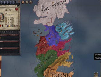 Paradox Interactive CEO Open To Game Of Thrones Adaptation
