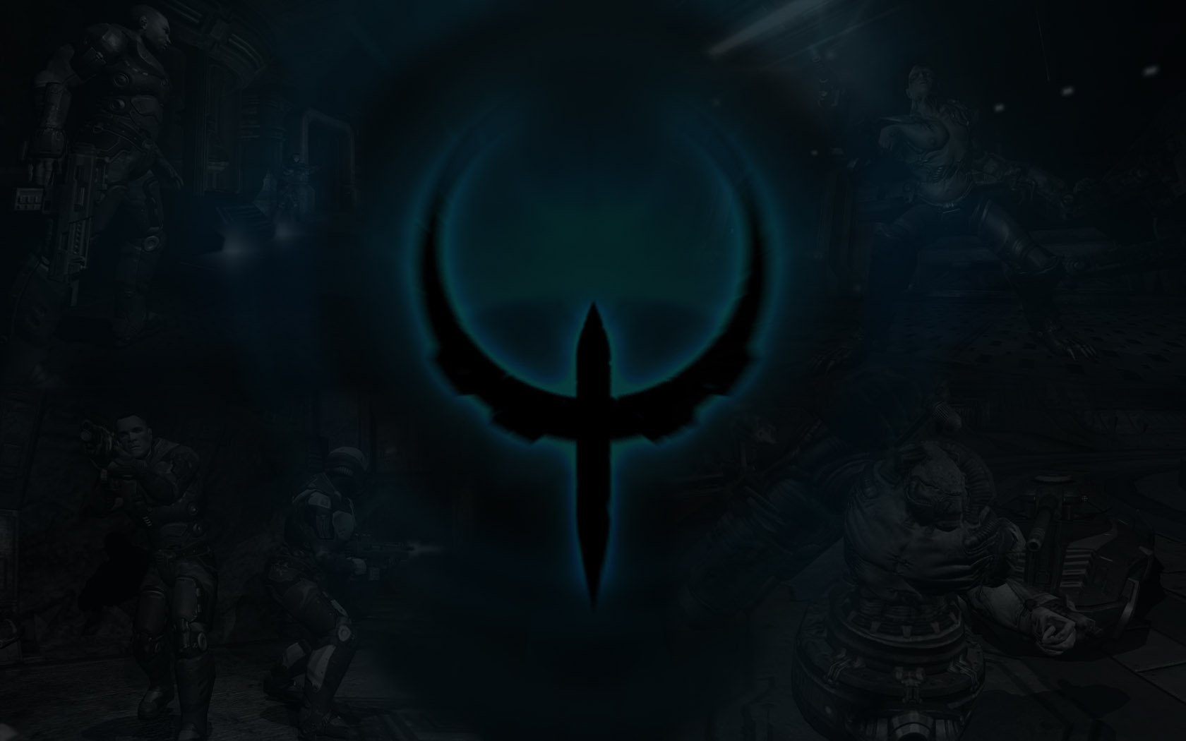 Quake-logo-Wallpaper-