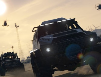 Heists are coming to GTA V, but PC is delayed again