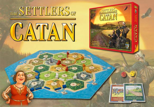 Settlers of Catan Getting Film, TV Adaptation