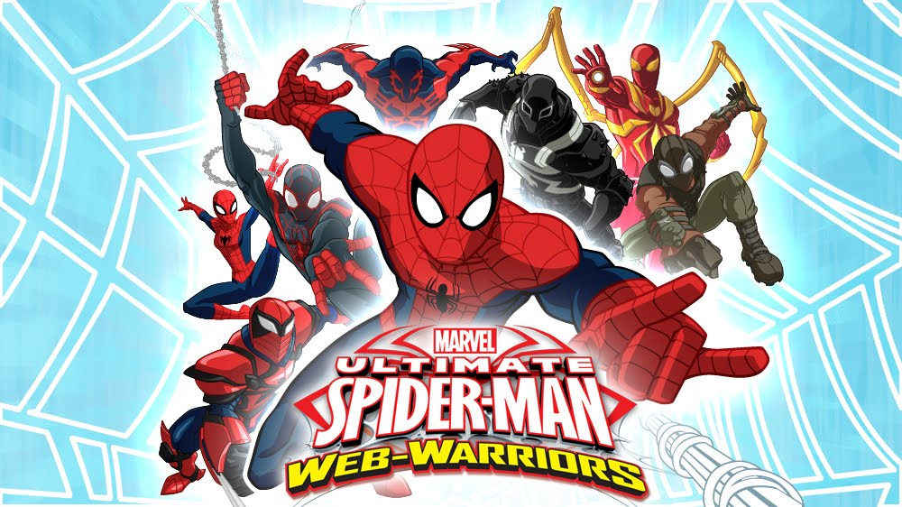 """Subtitled """"Web Warriors,"""" later on."""