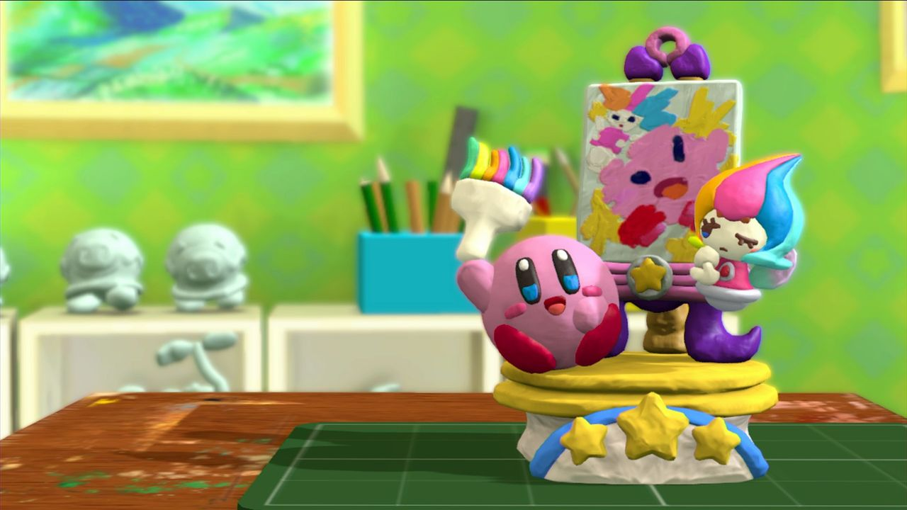 Review: Kirby and the Rainbow Curse
