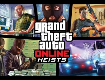 GTA V Online Heist Patch is Live and Huge