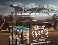Mad Max Release Date, Pre-Order Bonuses & More