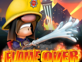 Flame Over Review – Pyroguelike