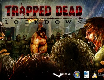 A Shambling Mess: Trapped Dead: Lockdown Review
