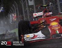 F1 2015 Arrives In June For Xbox One, PS4 And PC