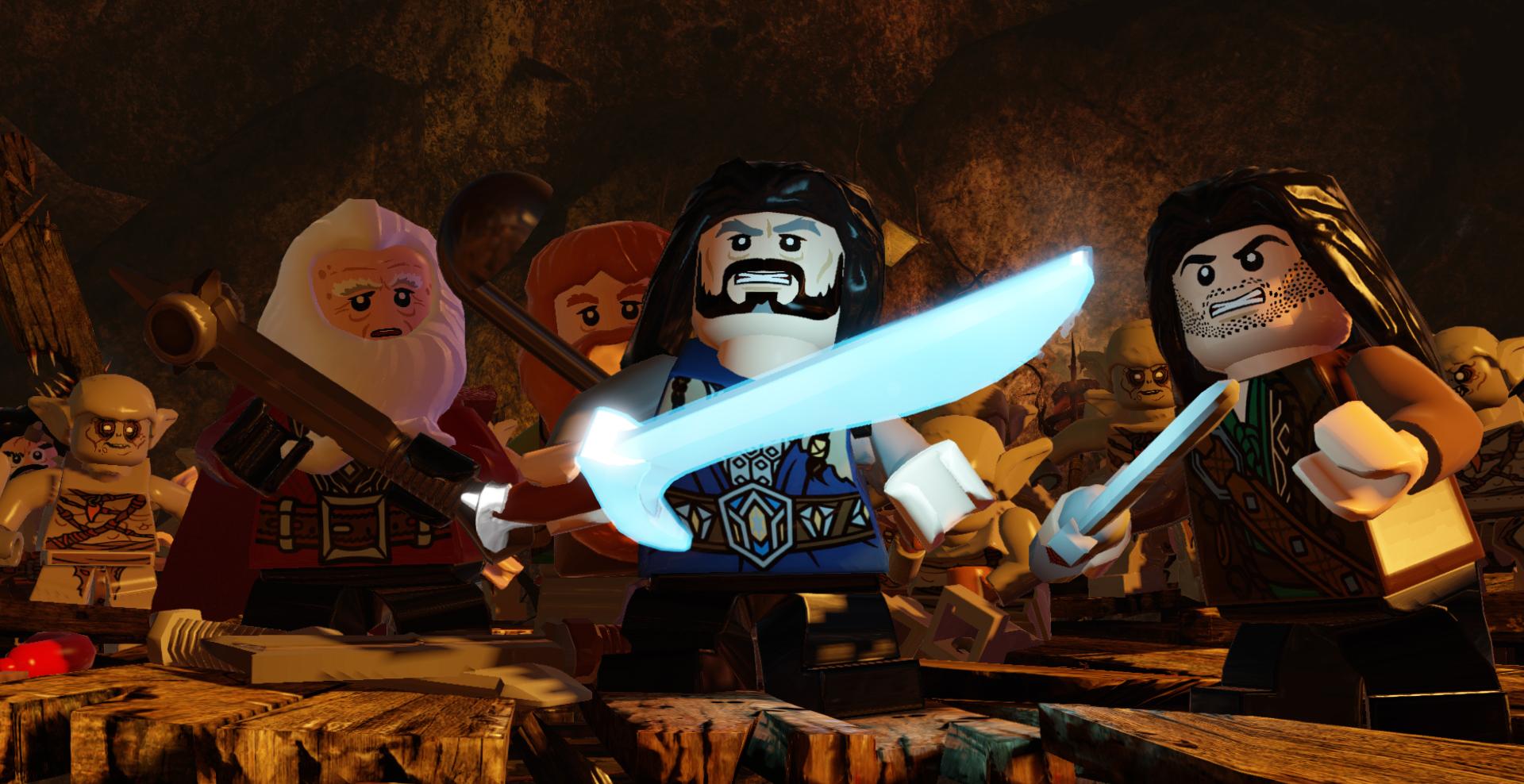 """Lego: The Hobbit """"Five Armies"""" DLC Canceled"""
