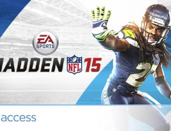 Madden 15 Arrives For EA Access On Xbox One