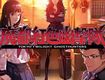 Who You Gonna Call? Tokyo Twilight Ghost Hunters Review