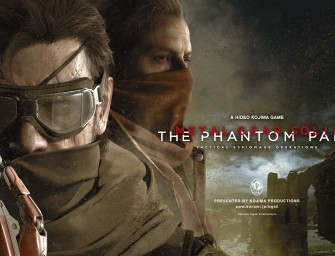 Big Metal Gear Solid V: The Phantom Pain News Incoming