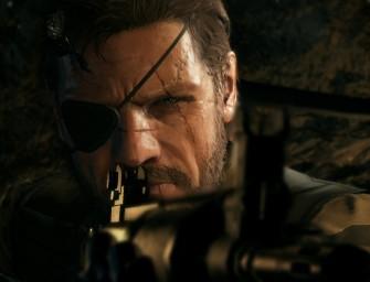 Metal Gear Solid V: The Phantom Pain Releases September 1, 2015