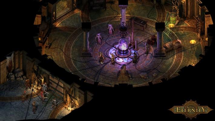 pillars of eternity screenshot1