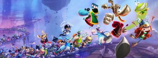 Rayman-Legends-Characters