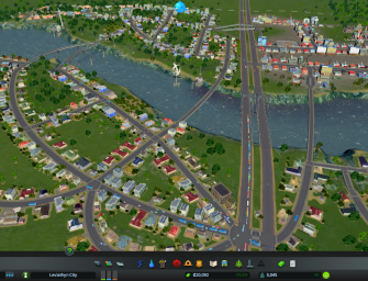 Cities: Skylines.  The Sim City 5 We Deserved.