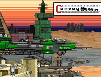 Convoy Games Interview About Convoy