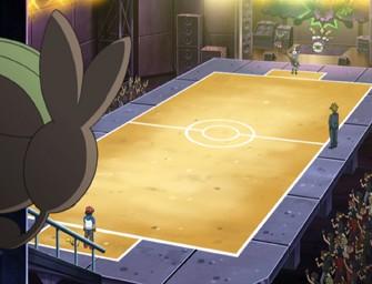 Pokemon: Gym Builder