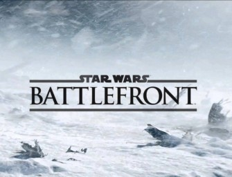 Star Wars: Battlefront Debut Announced