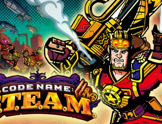 Codename S.T.E.A.M. Review: Half of a Game