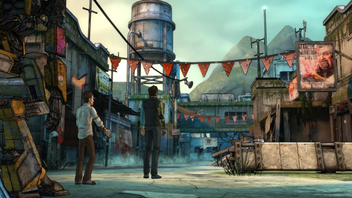 Tales from the Borderlands Episode 2 Review 3
