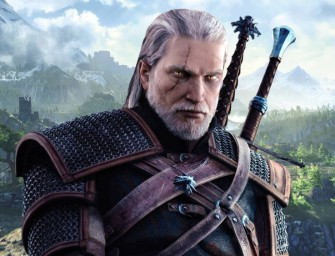 The Witcher 3 Features Real Time Beard Growth