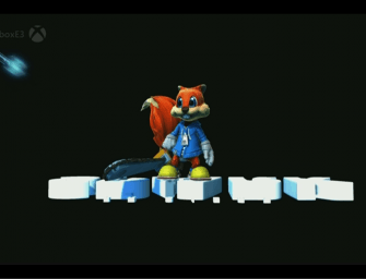 Conker's Big Reunion Announced For Project Spark