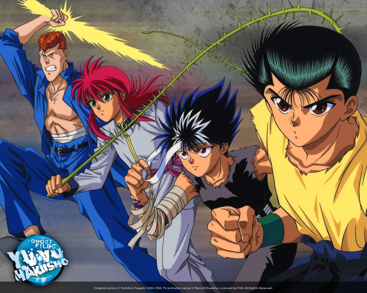 Which yu yu hakusho character would have sex with