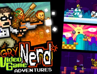 AVGN Adventures Review: It's Gonna Take you Back to the Past