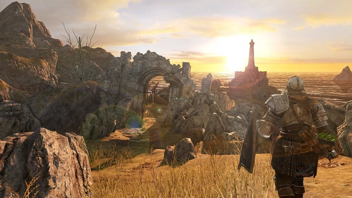 This is just a small taste of what this games graphics look like on next gen.