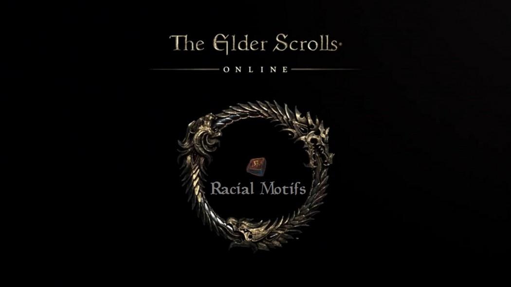 elder-scrolls-online-racial motifs