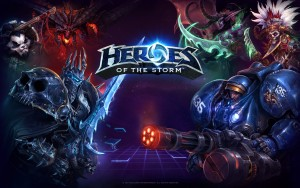Heroes of the Storm Cover