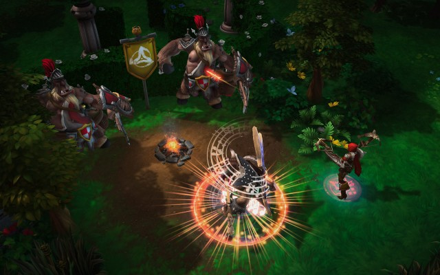 Heroes of the storm mercenary camps