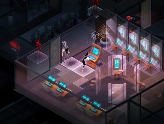 Invisible, Inc. Set for PlayStation 4 Release