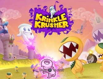 Krinkle Krusher Review – Learn to Play, Scrub