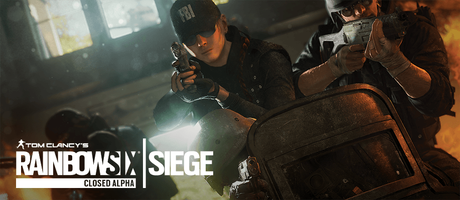 Rainbow Six Siege Closed Alpha Impressions 1