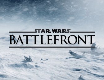 Star Wars:Battlefront Coming Novevember 17th