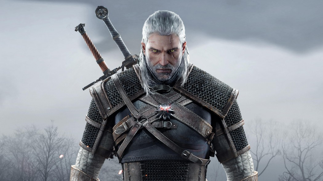 The Witcher 3 – Geralt