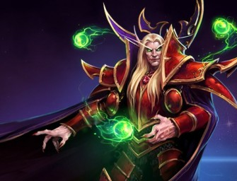 The next addition to Heroes of the Storm