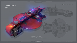 Starfall Tactics 3