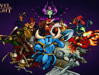 Let's Dig In! Shovel Knight Review (PS3 Port)