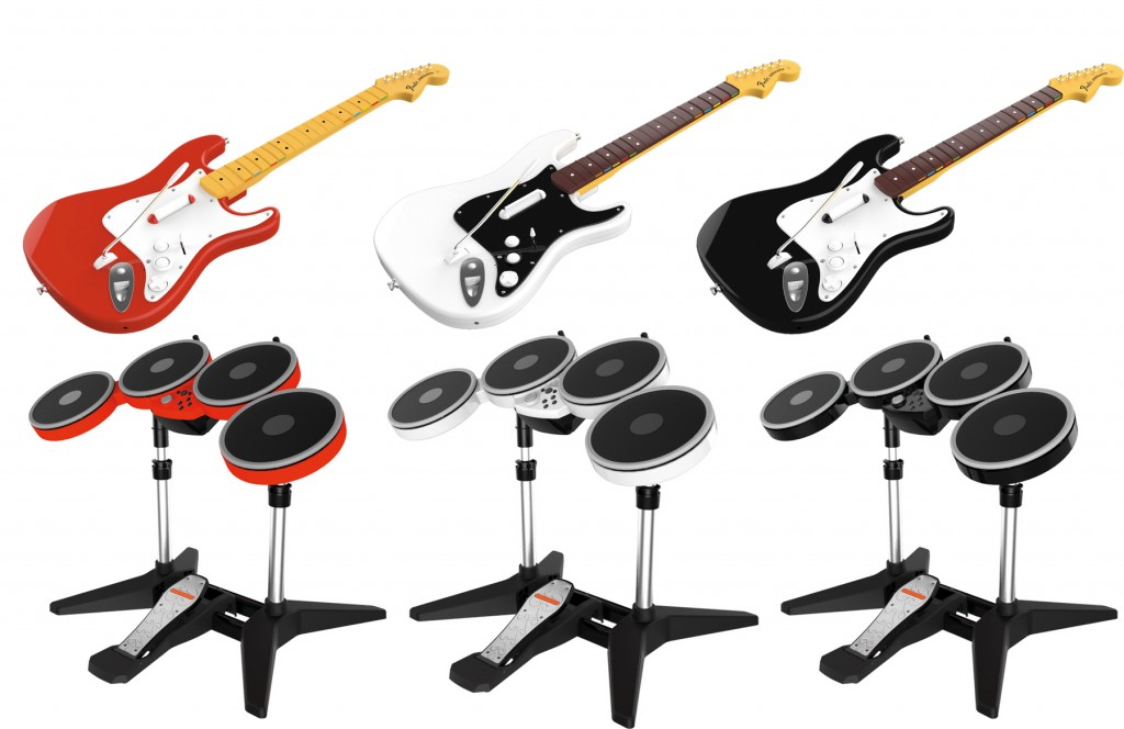 RB4 Instruments