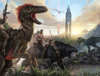 Ark: Survival Evolved Preview – Jurassic DayZ