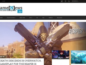 Welcome GameNews!