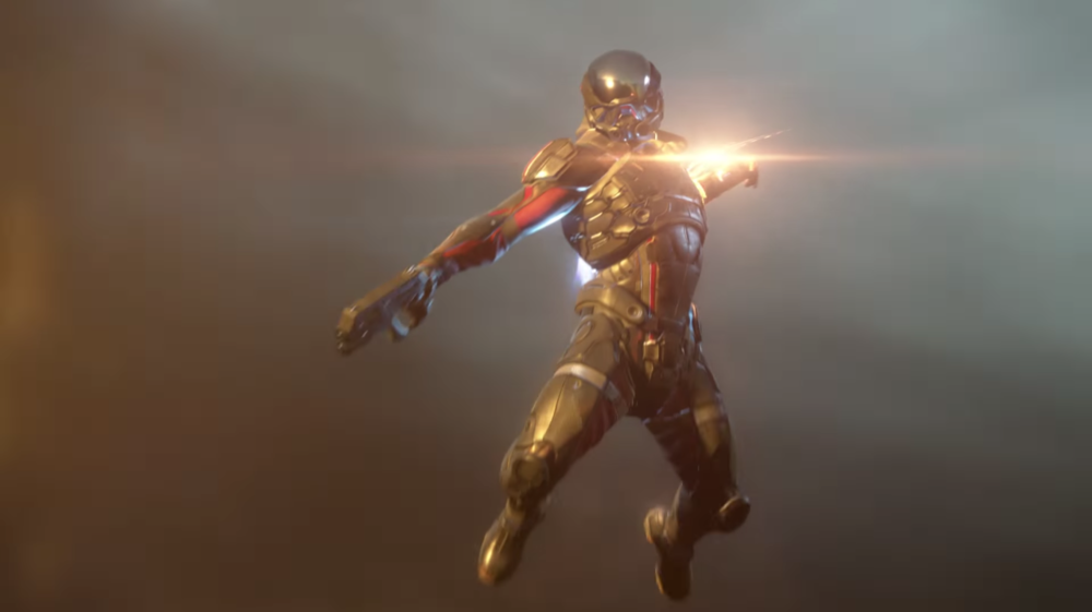 Mass Effect Andromeda human attack