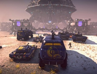 PlanetSide 2 (PS4 Port) Review: Large Scale, Small Scope